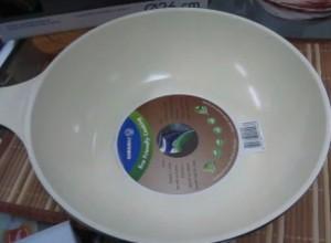 Как выбрать сковороду с керамическим покрытием
