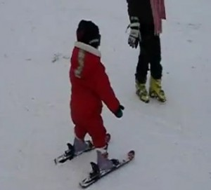как выбрать горные лыжи ребенку