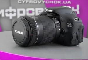 Как выбрать фотоаппарат canon