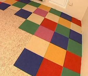 Как почистить ковролин в домашних условиях